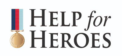 help for heroes charity logo